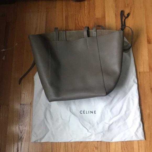 987dbc2477a5 Celine Handbags - Celine Cabas Phantom Leather tote